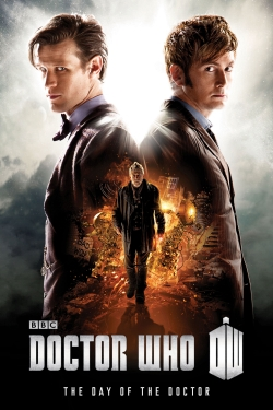 Doctor Who: The Day of the Doctor-free