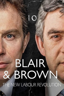 Blair and Brown: The New Labour Revolution-free